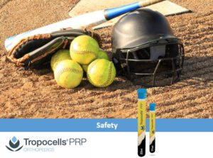 Tropocells® PRP System on the Top Edge of Safety Standards